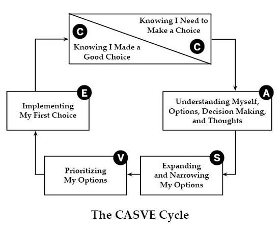 CASVE Cycle